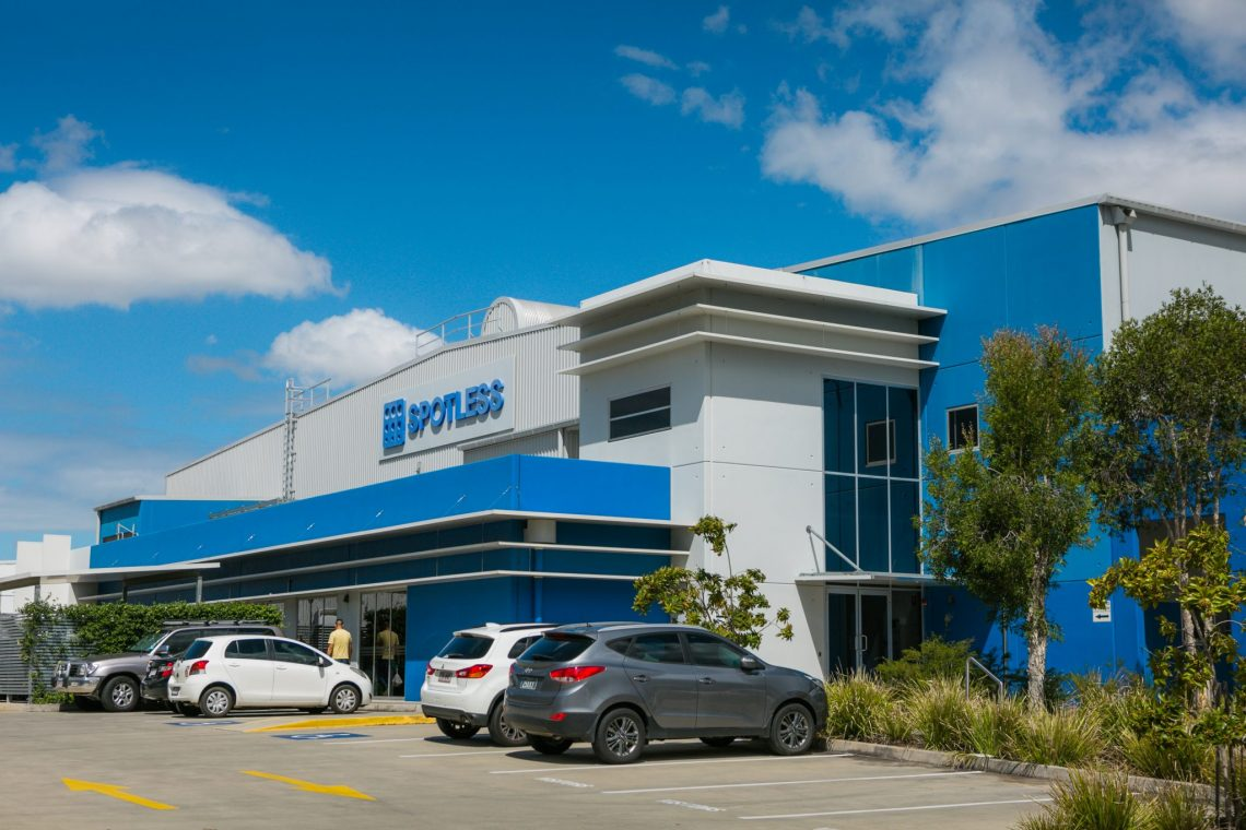 Spotless Ensign Laundry Bld | Project Strategies Australia